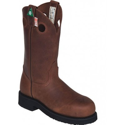"Crazy Horse 11"" 6206 Ladies Canada West Work Boots"