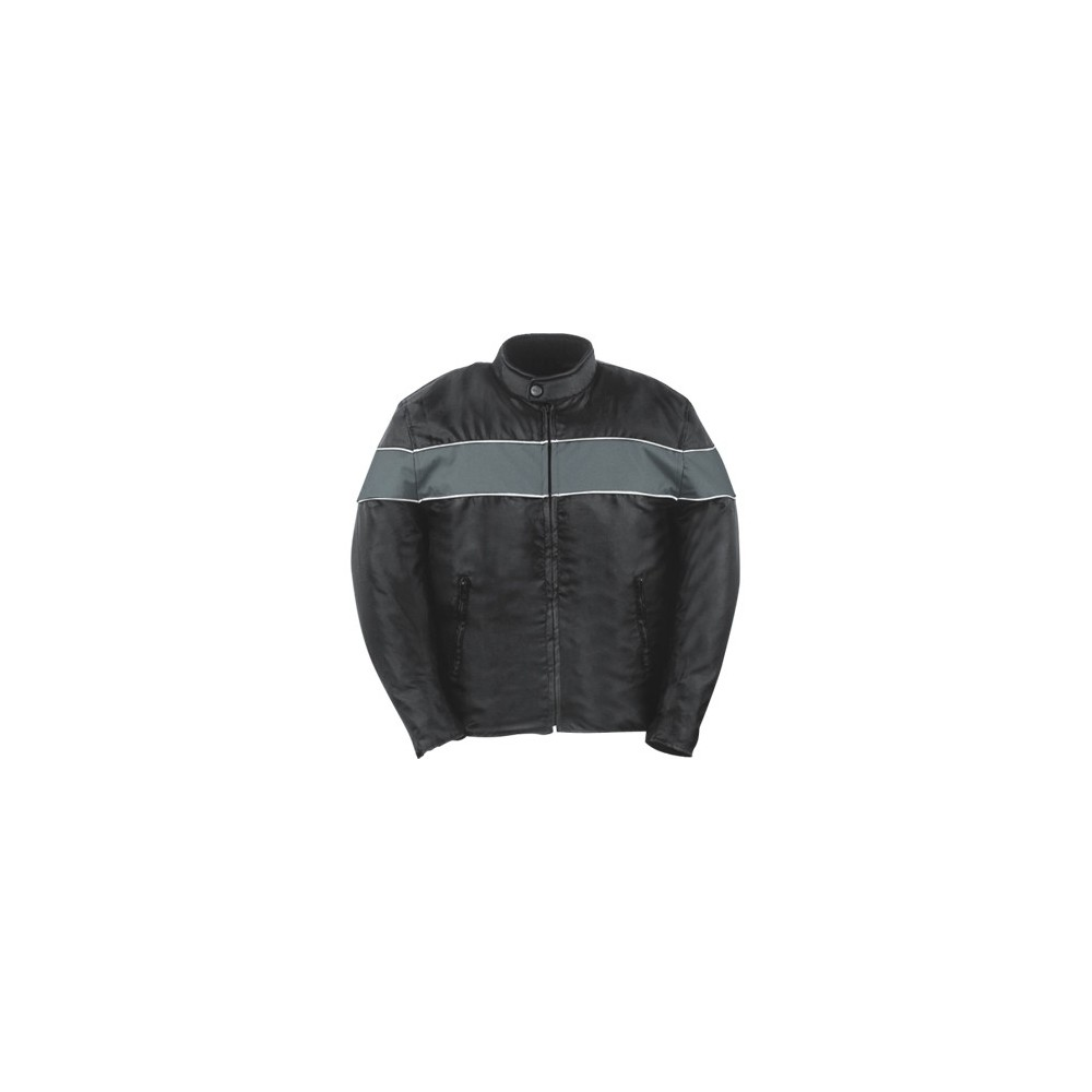 Light weight jacket Black/grey