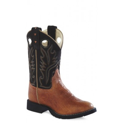 Old West Comfort Wear- Chiildrens CW2553  Leather Boots