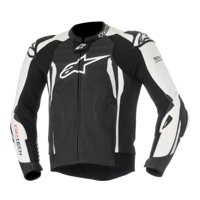 GP TECH V2 LEATHER JACKET TECH-AIR® COMPATIBLE - by Alpinestars