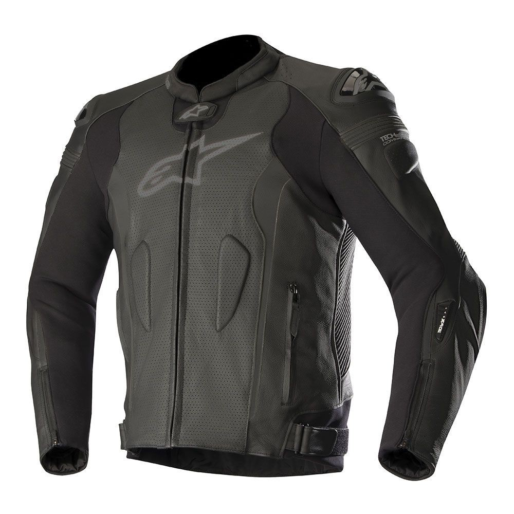 MISSILE LEATHER JACKET TECH-AIR® COMPATIBLE - by Alpinestars